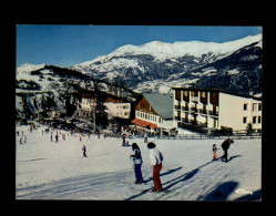 04 - LE  SAUZE - Ski - France