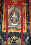 1 AK Tibet * Tibetische Thangka * - Tibet