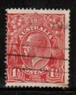 AUSTRALIA  Scott # 26 F-VF USED - 1913-36 George V: Heads
