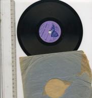"""78?T DISQUE THE BELL (15 Cm) """"ARLEQUIN DANS SA BOUTIQUE""""  &  """"CADET ROUSSEL"""" CHANSON POPULAIRE - 78 T - Disques Pour Gramophone"""