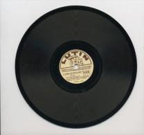 """78T??  DISQUE LUTIN (18 Cm) """"LE MECHANT PETIT GARÇON""""  &  """"LA RONDE DES PETITS NAINS"""" PAR JULIANE MEYRANDE DE LA GAITÉ-L - 78 Rpm - Schellackplatten"""