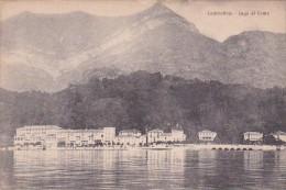 Italy Lago Di Como Veduta Di Cadenabbia - Como