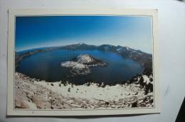Oregon - Parc National Du Crater Lake - Non Classés