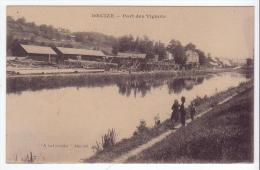 Decize (58) - Port Des Vignots - Scierie. Bon état, Non Circulé. - Decize