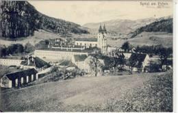 SPITAL Am Pyhrn, Panorama  1907; Gel. , Litho - Spital Am Phyrn