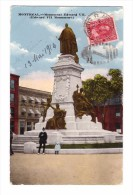 Canada Montreal Timbre Cachet 1916 Monument Edward VII - Montreal