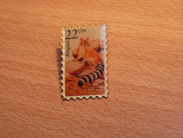 PIN´S   TIMBRE ANIMAUX USA. - Animals