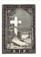 245 ( 2 Scans ) Eerwaarden Pater CAROLUS ( Victor VAN DTRAELEN )geb Hasselt 1835 + Leuven 1886 - Devotion Images