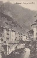 Italy Chiavenna Ponte sul liume Mera