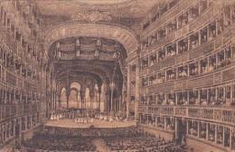 Italy Napoli Teatro San Carlo
