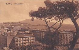 Italy Napoli Panorama