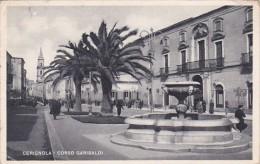 Italy Cerignola Corso Garibaldi 1944