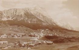 Italy Cortina Sorapis Antelou Panorama Photo