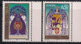 1997 Bos.- Herz. Serb. Rep.  Bosnie-Herzegovine - Rep SerbeYv. 69-70 Mi. 69-70**MNH With Label - 1997