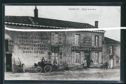 CHAMBLEY CAFE DE LA GARE - Chambley Bussieres