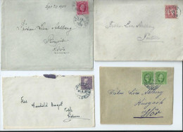 Suède.+ De 1000 Enveloppes Dont Nombreuses Avec Le Courrier. More Than 1000 Covers,many With Letters - Suède