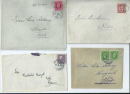 Suède.+ De 1000 Enveloppes Dont Nombreuses Avec Le Courrier. More Than 1000 Covers,many With Letters - Lettres & Documents