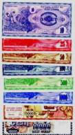 Macedonia / UNC / Banknotes / Paper Money For The Period 1992-1993 - Macedonia