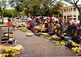 VÖLKERKUNDE / ETHNIC - Cote D´Ivore, Abidjan, Le Marche - Elfenbeinküste