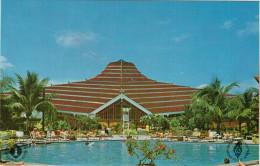 BANGOKOK  HOTEL  SIAM  INTER-CONTINENTAL    (VIAGGIATA) - Tailandia