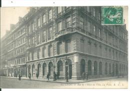 Lyon  Rue De L'hotel De Ville La Poste - Other