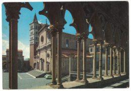 DE111     Viterbo - Il Duomo Dalla Loggia Del Palazzo Papale - Viterbo