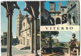 DE114     Viterbo - Vedute - Viterbo