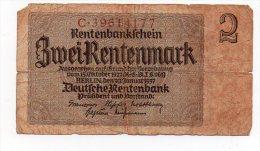 121 K ) 2 MARK - 1937 - [ 4] 1933-1945 : Troisième Reich