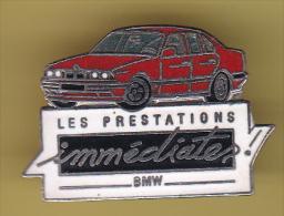 48904-Pin's.BMW.signé Bmw Demons Et Merveilles.. - BMW