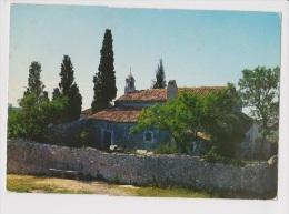 Eygalières, Chapelle Sainte Sixte, Très Rare Plan - Autres Communes