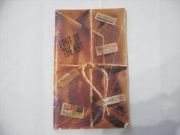 CATALOGO OROLOGIO SWATCH SPRING-SUMMER  1993 COLLECTION - Collectors Manuals