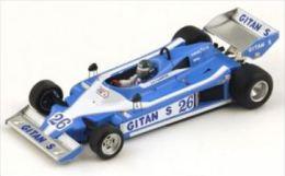 Ligier JS9 - Jacques Lafitte - 3rd Spanish GP 1978 #26 - Spark - Spark