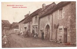 DEPT/ 70 MAILLEY - CHEMIN DE CHAZELOT - Other Municipalities