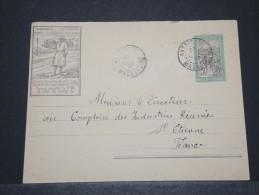 MADAGASCAR - Entier D'Antsirabé Pour Paris - Oct 1927 - Bon état - A Voir - P17190 - Guatemala