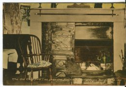Frith's Postcard, The Old Turf Fire, Saltersgate Hotel, Pickering (PKG 131H) - Other