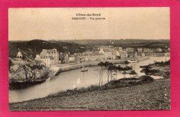 22 COTE-d'ARMOR DAHOUET, Pléneuf-Val-André, Vue Générale, La Flora, 1913, (Vve Chamarre, Ploërmel) - Pléneuf-Val-André