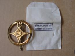 Insigne Sahara Avec Pochette D´origine BERAUDY - Armée De Terre