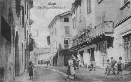 Chiaria - Italia - Via Vittorio Emanuele II - Calzature - Belle Animation - Brescia