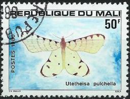 Mali 1980 - Butterfly ( Mi 802 - YT 392 ) - Schmetterlinge