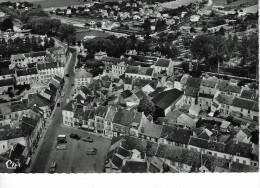 CRECY-en-BRIE. 77. Vue Générale Aérienne. - France
