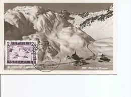 Géologie -Montagnes ( CM D'Autriche De 1948 à Voir) - Geologie