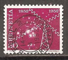 Schweiz 1952 // Mi. 568 O (030..145) - Gebruikt