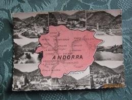 Andorra - Carte Geografiche