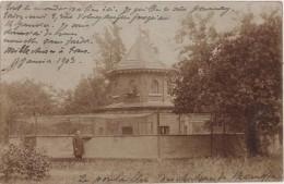 Carte Photo BELGIQUE Chateau De Marneffe Le Poulailler - Burdinne