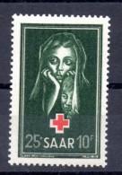 SARRE. AÑO 1951. Mi 304. (MH) - 1947-56 Protectorate