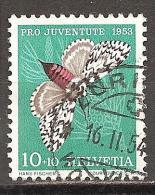 Schweiz 1953 // Mi. 589 O (030..178) - Gebruikt