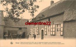 Belgique   Gheel      Scan Recto Et Verso      ( Provient D´un Carnet Bord Gauche Dentelé ) - Geel