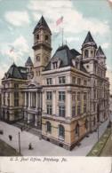 Post Office Pittsburg Pennsylvania - Postal Services