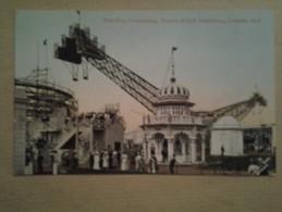 London Franco British Exhibition Flip Flap - Postcards