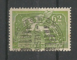 Pégase 62c Olive - Uruguay